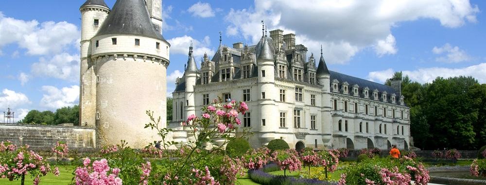 France-Loire-ChenonceauxCastle