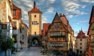 Germany - Rothenburg_500